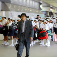 Japan – Lifestyle – Old & Young