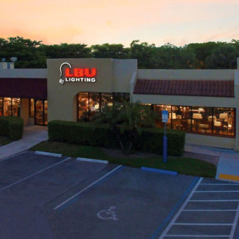 LBU Lighting – Boca Raton store