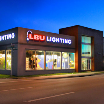 LBU LIghting – Fort Lauderdale store
