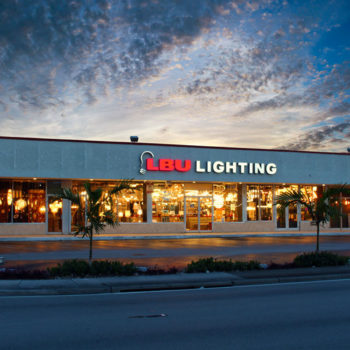 LBU Lighting – North Miami Beach Store