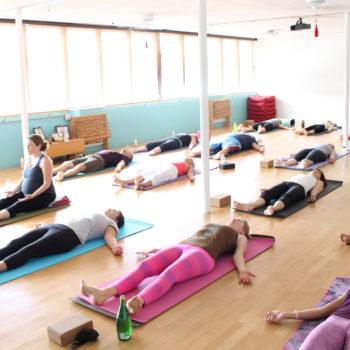 Lifestyle – Yoga Class