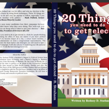 Book Cover- 20 things