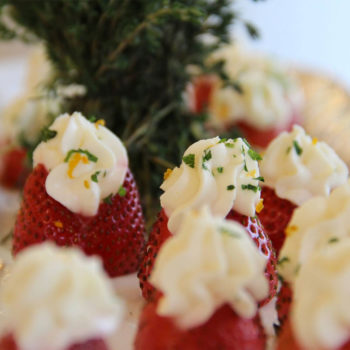 VIP Event – Strawberries