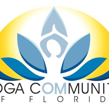 Yoga Community of Florida logo