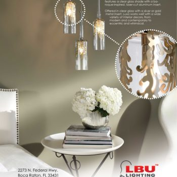 LBL ad for LBU Lighting
